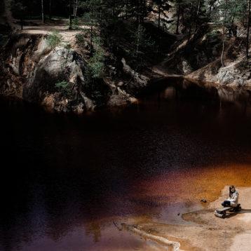 Sesja narzeczeńska Gosi i Krzyśka – Kolorowe Jeziorka