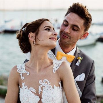 Ślub w Dworku Piławskim – Kamila i Maciek