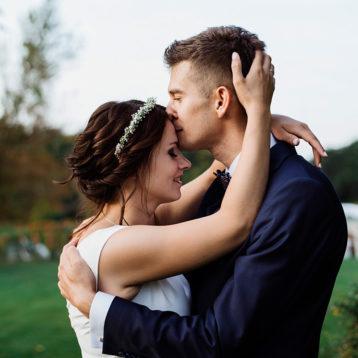 Kinga i Marek – ślub i wesele w hotelu Wodnik