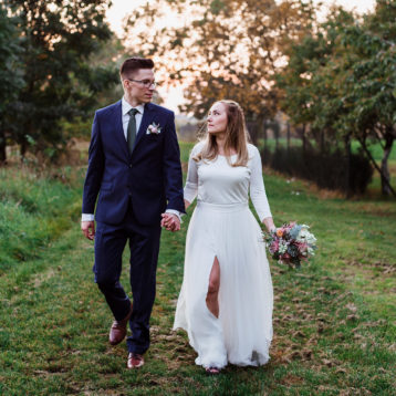 Ślub Kamili i Marcina – Spichlerz Galowice