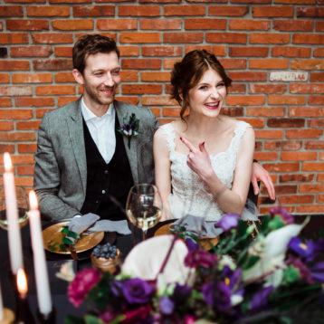 Bunt i wolność! Ślubna sesja stylizowana