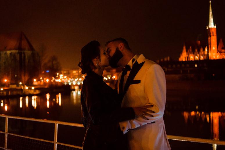 Wesele na statku Wratislavia – ślub Justyny i Pawła