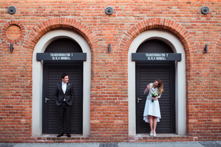 Wesele w Fabryce Wełny – ślub Agnieszki i Krzyśka