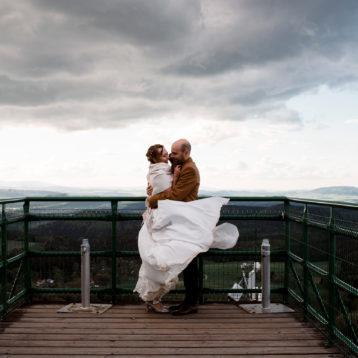 Sesja ślubna na Szczelińcu – Natalia i Paweł