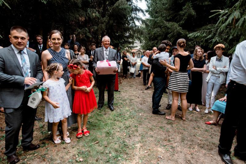 slub przyborowo 11 - naturalne zdjecia slubne - wesele w lesie
