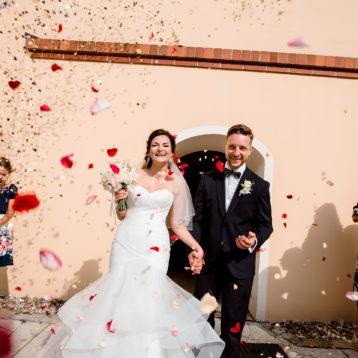 Asia i Krzysiek – Ślub w Pałacu Mojęcice