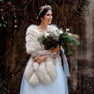 Weronika i Kuba – zimowy ślub w Hotelu Wodnik