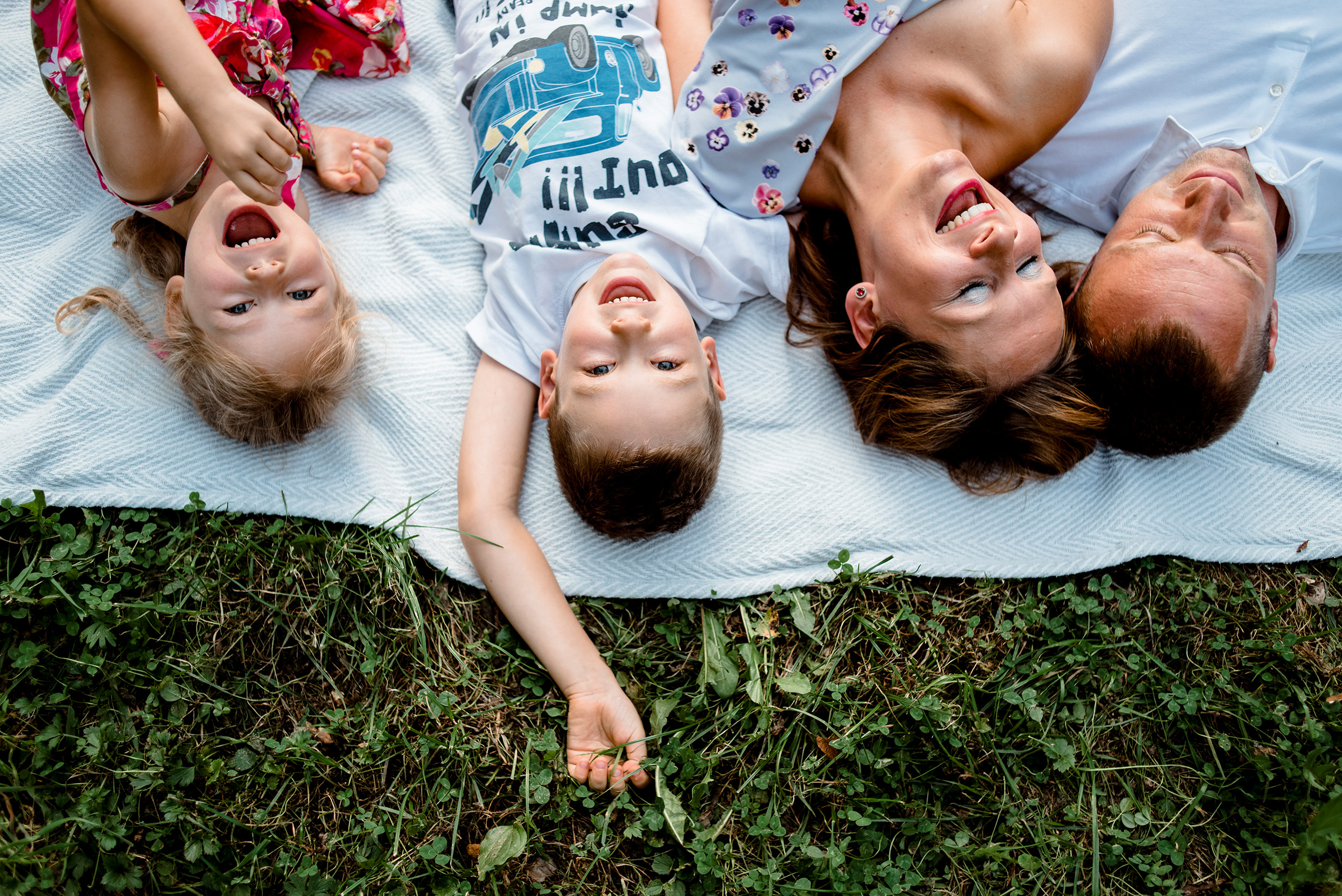 naturalna sesja rodzinna wrocław