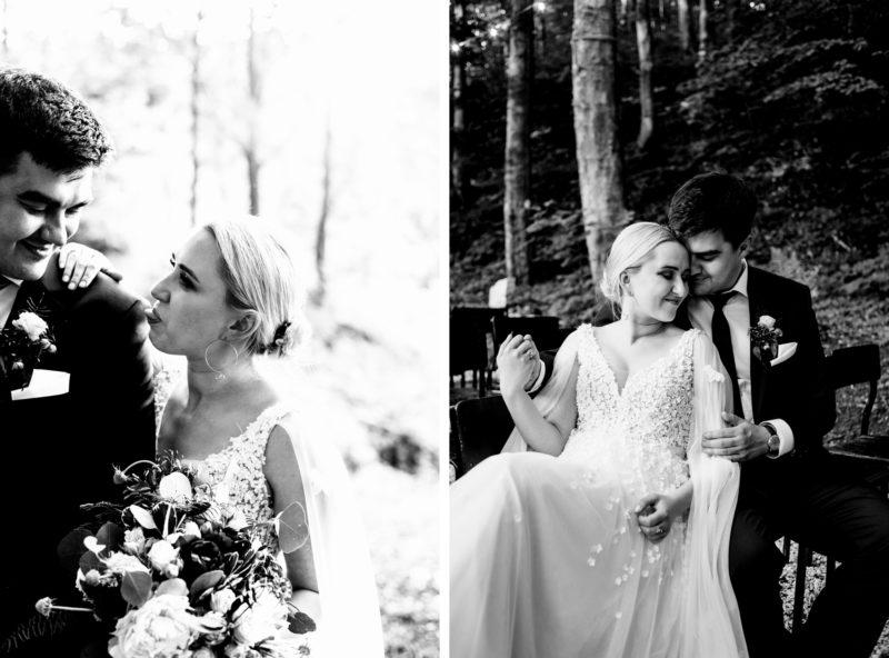 naturalne zdjecia slubne - wesele w starej kruszarni - sesja w trakcie wesela