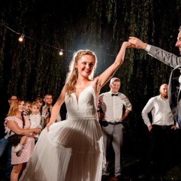 Niewiarygodny ślub w deszczu